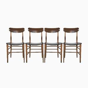 Chaises Vintage, Set de 4