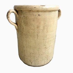 Grand Pot à Conserve Antique, Italie, 1860s