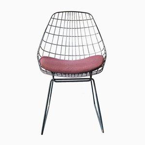 SM05 Stuhl von Cees Braakman für Pastoe, 1950er