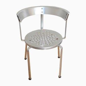 Alu4 Stuhl von Karl Thut für Seledue, 1980er, 4er Set