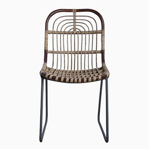 Kawa Wicker & Metal Chair from House Doctor