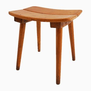 Vintage Stool by Jacob Müller