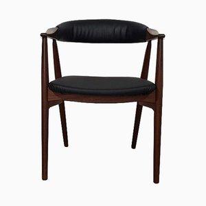 Chaise de Salle à Manger Modèle 213 par T. Harlev pour Farstrup Møbler, 1950s