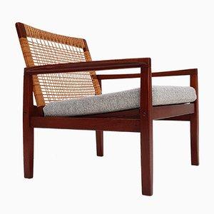 Model 519 Easy Chair by Hans Olsen for Juul Kristensen, 1950s