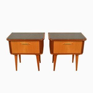 Mobiletti, anni '60, set di 2