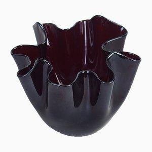 Vintage Fazzoletto Vase by Fulvio Bianconi for Venini