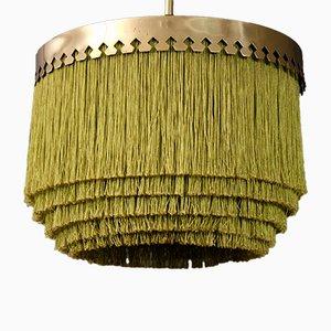 Lámpara de techo modelo T601 de Hans-Agne Jakobsson, años 60
