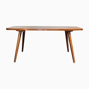 Table Basse Mid-Century en Noyer