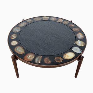 Table Basse Modèle E8 par Heinz Lilienthal, 1968