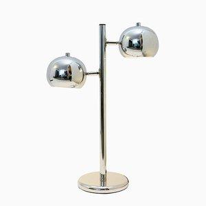 Lámpara de mesa vintage era espacial de Doria Leuchten
