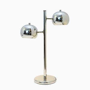 Vintage Space Age Table Lamp from Doria Leuchten