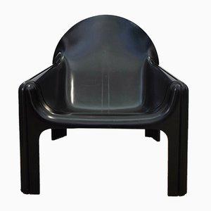 4794 Sessel von Gae Aulenti für Kartell, 1970er