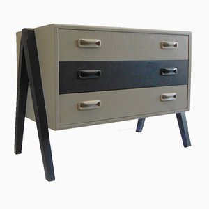 Painted Teak Chest of Drawers from G-Plan, 1976