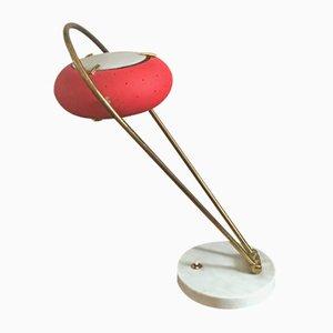 Italienische Tischlampe von Angelo Leli von Arredoluce, 1955