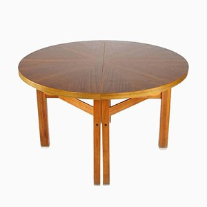 Vintage Extendible Dining Table by Ico Parisi for MIM