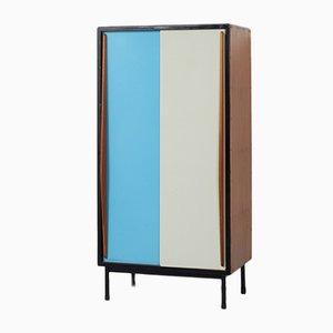 Color Block Cabinet by Willy van der Meeren for Tubax, 1952