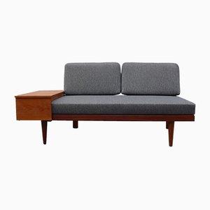 Norwegisches Svanette Sofa aus Teak von Ingmar Relling für Ekornes, 1960er