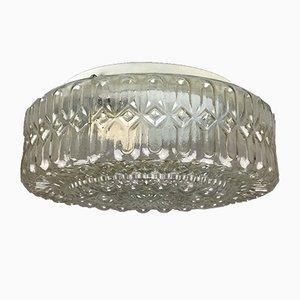 Vintage Space Age Bubble Glass Light