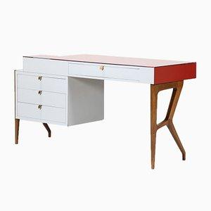 Mid-Century Italian Desk by Melchiorre Bega