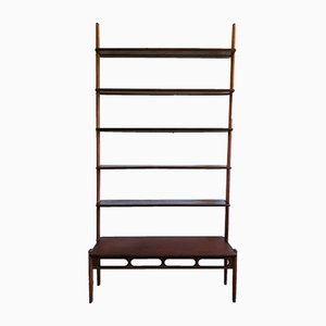 Teak Shelving Unit by William Watting for Scanflex, 1960s