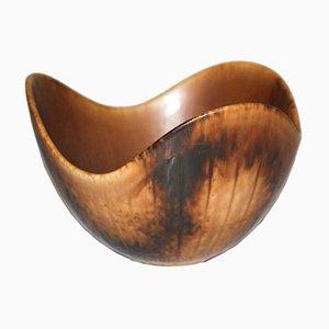 Cuenco Mid-Century de cerámica de Gunnar Nylund para Rörstrand