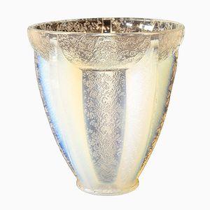 Art Deco Corolle Vase von André Hunebelle, 1929