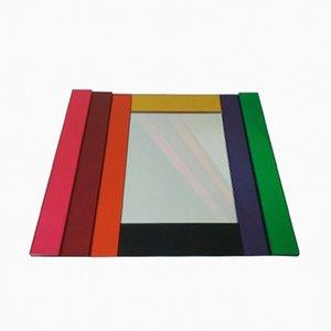 Miroir Dioniso N°3 par Ettore Sottsass pour Glas