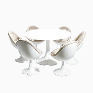 Dining Set by Pierre Paulin for Artifort, 1960s