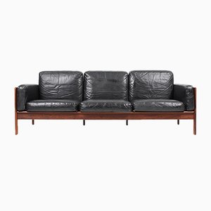 Rosewood Sofa from Komfort, 1960s