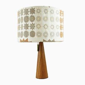 Lampe de Chevet Mid-Century en Teck, 1960s