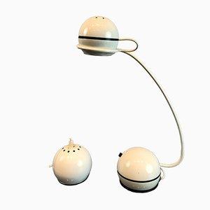 Lámpara vintage de Inko, años 70