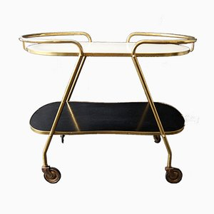 Serving Trolley from Ilse Möbel, 1950s