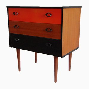 Painted Chest of Drawers, 1960s