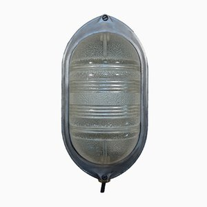 Wall Mounted Bulkhead Light from Coughtrie, 1950s