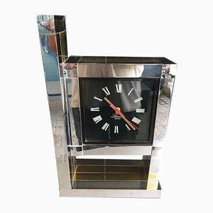 Quartz Clock from B. D. Lumica, 1970s