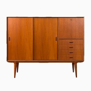 Highboard von Omann Jun., 1960er