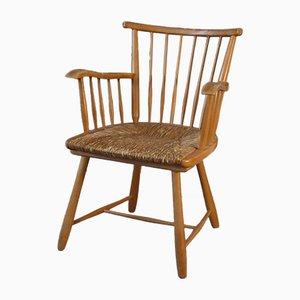 WK 7 Armlehnstuhl von Arno Lambrecht für WK Sozialwerke, 1950er