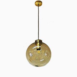 Lampe à Suspension Modèle 7714 par Jonas Hidle pour Høvik Verk, 1970s