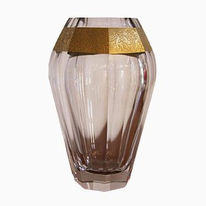 Vase by Moser, 1930s