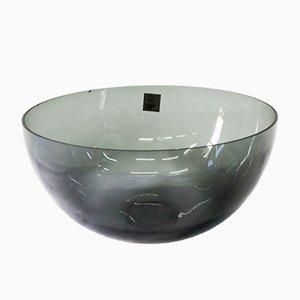 Large Vintage Glass Bowl