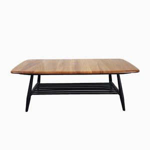 Elm Coffee Table by Lucian Ercolani for Ercol, 1960s