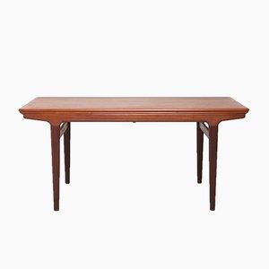 Ausziehbarer Esstisch aus Teak von Johannes Andersen für Uldum, 1960er