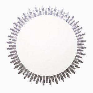Miroir Sunburst avec Retro-éclairage, 1970s