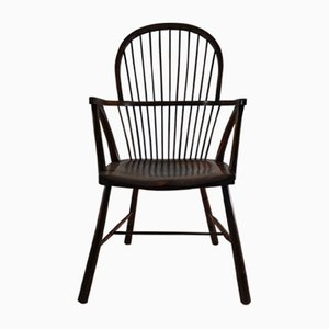 Antique Victorian Windsor Chair