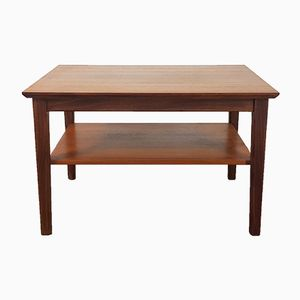 Vintage Teak Coffee Table, 1960s