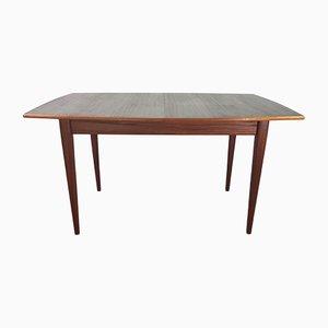 Mesa de comedor extensible, años 60