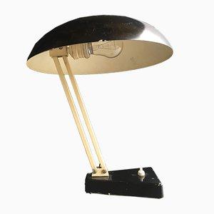 Tischlampe von H. TH. J. A. Busquet für Hala, 1960er