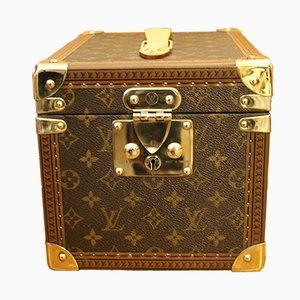 Maleta de viaje de Louis Vuitton, años 80