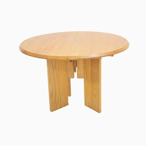 Vintage Elm Dining Table from Regain