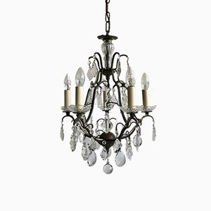 Antique Birdcage Chandelier
